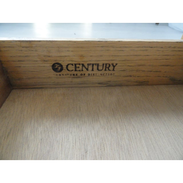 Century Furniture 1970's Century Furniture End Table For Sale - Image 4 of 11