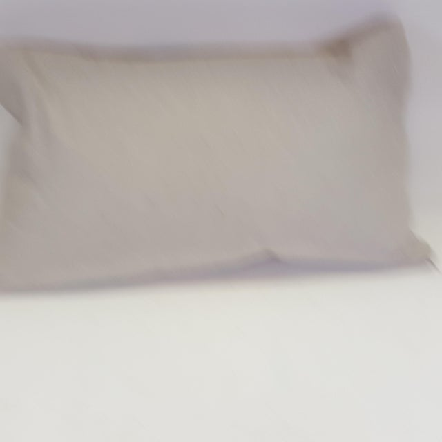 Pig Bolster Pillow Made in Wales For Sale - Image 4 of 8