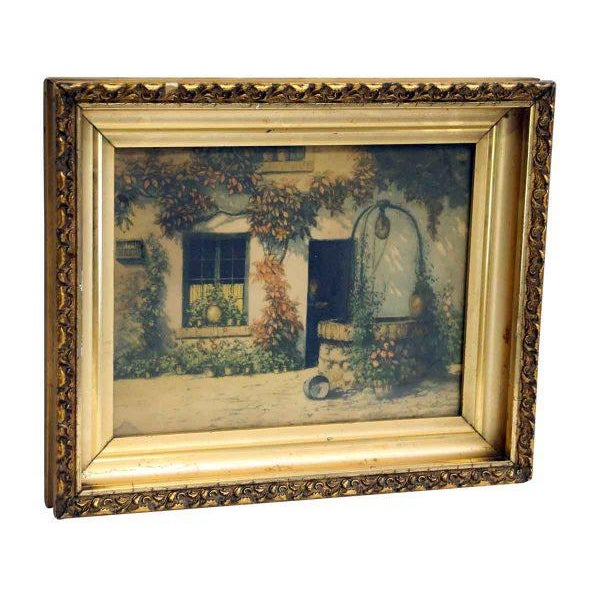 Country Framed Pastoral Home Print For Sale - Image 3 of 6