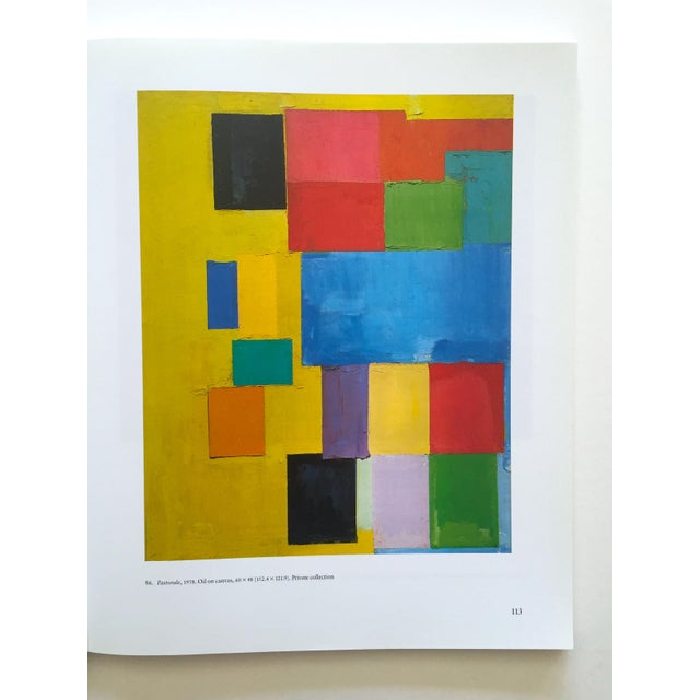 Hans Hofmann Rare Vintage 1990 1st Edition Abstract Expressionist Collector's Whitney Museum Exhibition Art Book For Sale - Image 9 of 13