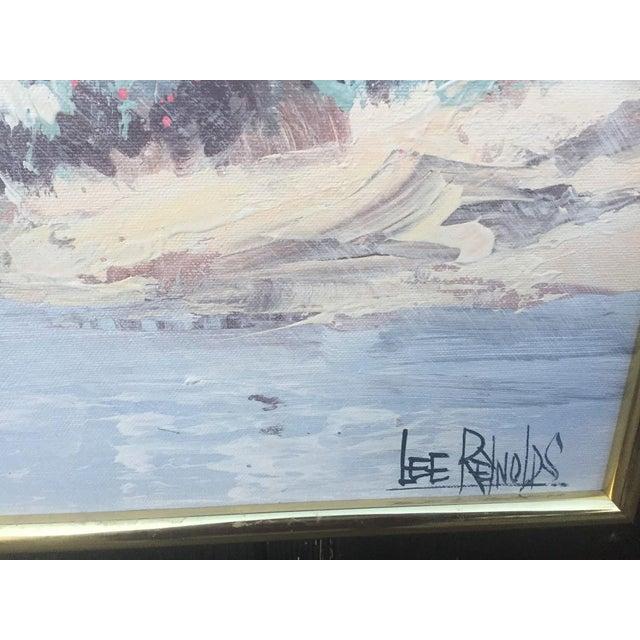 Canvas Lee Reynolds Vanguard Studios Oil Painting For Sale - Image 7 of 10