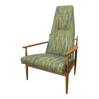 Peter Hvidt Attributed Lounge Chair