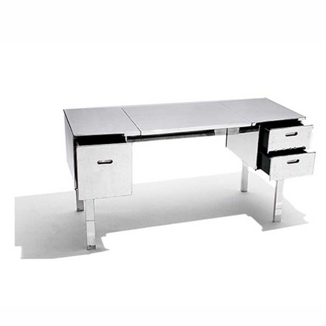 1970s Military Campaign Nurse Folding Field Desk - Image 2 of 6
