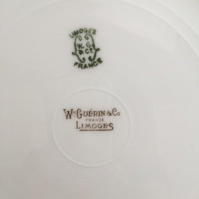 Antique Limoges France Dinner Plates - Set of 6 - Image 5 of 9