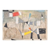 Image of Modern Abstract Painting by Antonio Pasquali For Sale