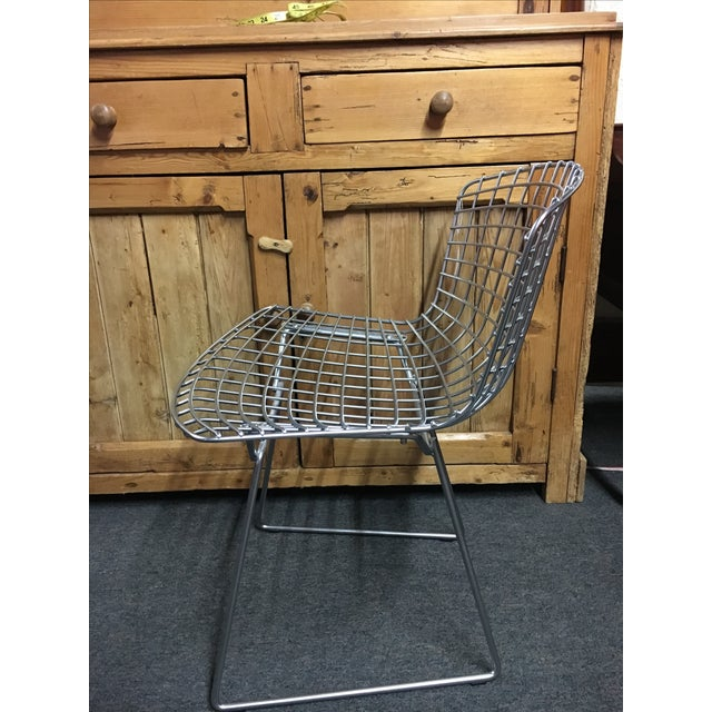 Knoll Bertoia Chairs - A Pair - Image 3 of 6