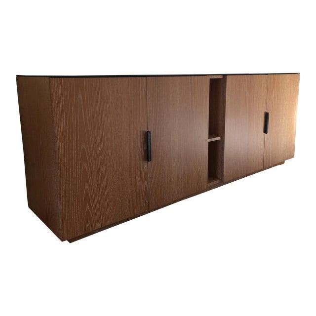 Custom Zebrawood Sideboard - Image 1 of 8