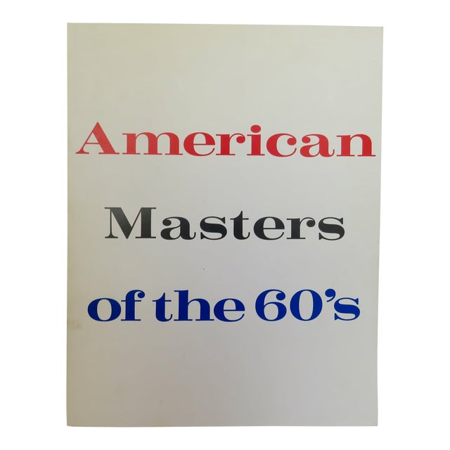 American Masters of the 60s, 1st Edition For Sale