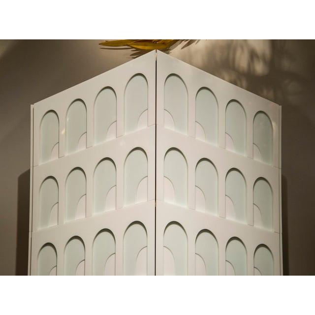 "Italian Roberto Giulio Rida - ""Domus Aurea"" Cabinet - Unique Piece - 2018 For Sale - Image 3 of 6"