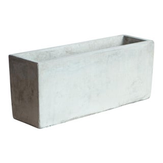 Concrete Trough Planter For Sale