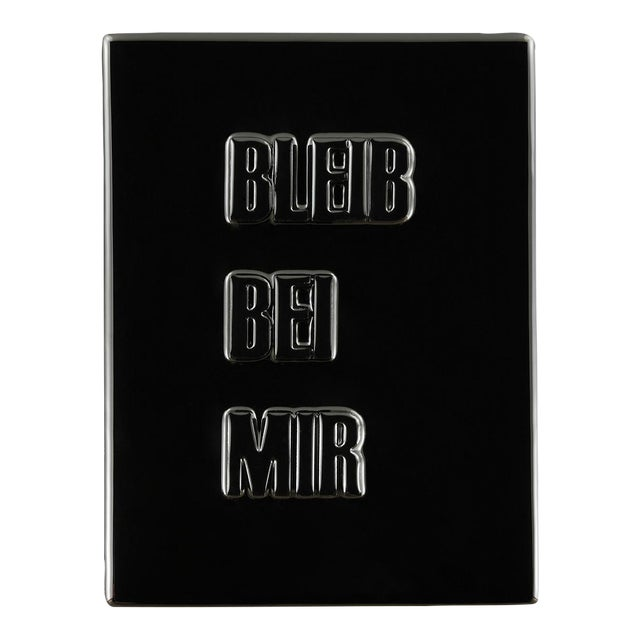 """Bleib Bei Mir"" by Lucky Rapp For Sale"