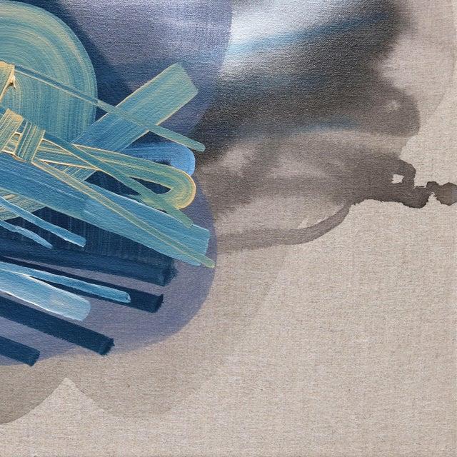 "2010s ""Crestfallen"" Original Artwork by Dana Oldfather For Sale - Image 5 of 10"