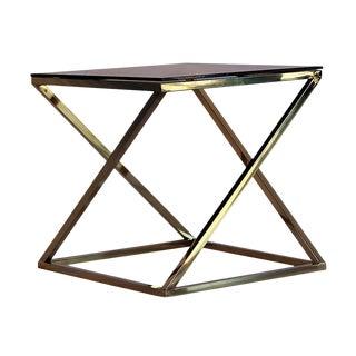 Modern Pasargad Charlotte Side Table For Sale