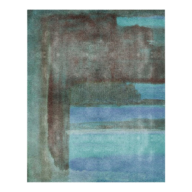 Covet Paris Riviera Neutral Rug - 6′7″ × 9′10″ For Sale