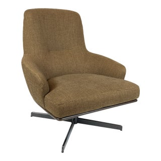 "Rodolfo Dordoni ""Coley"" Lounge Chair for Minotti For Sale"