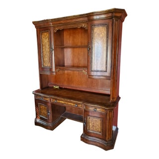 French Provincial Office Hutch For Sale