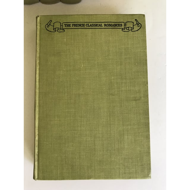 1900 - 1909 1902 French Romance Set of 13 Classic Books For Sale - Image 5 of 8