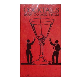Cocktails: How to Mix Them For Sale