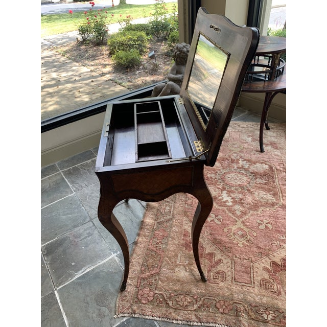 19th Century French Louis XV Style Vanity For Sale In Atlanta - Image 6 of 13