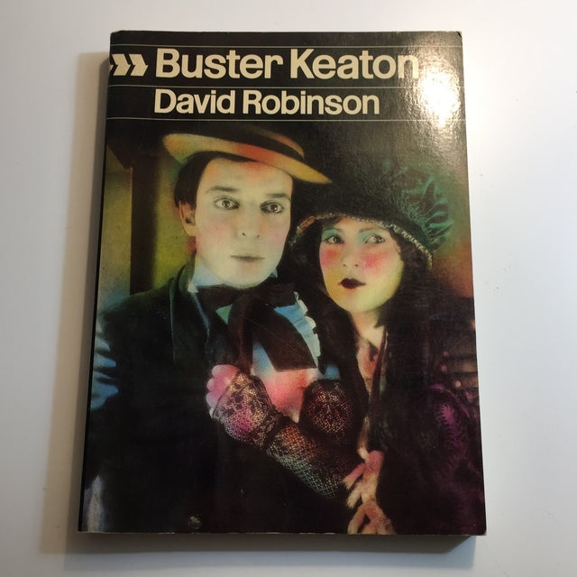 """1970 """"Buster Keaton"""" David Robinson Book For Sale - Image 11 of 11"""