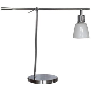 Vintage Wofi Leuchten Chrome Lamp, 1960s For Sale