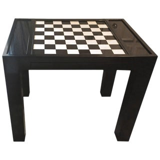 Mid-20th Century Chess or Games Table For Sale