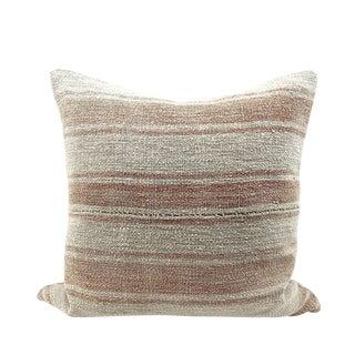 Turkish Organic Hemp Throw Pillow For Sale