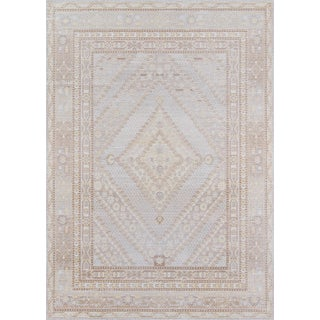 Momeni Isabella Ranbir Grey 2' X 3' Area Rug For Sale