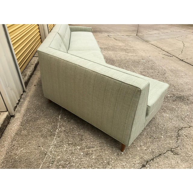 Marden Mid-Century Sectional Sofa - 2 Pieces For Sale - Image 11 of 11