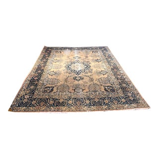 Antique Contemporary Persian Tabriz Rug For Sale