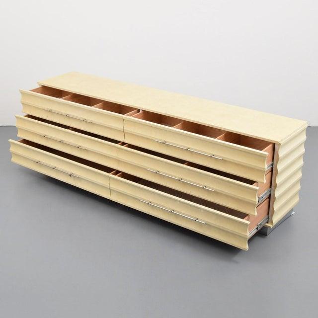 Modern Tommi Parzinger Lowboy Dresser For Sale In West Palm - Image 6 of 11