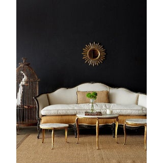 Nest of Italian Doré Bronze and Marble Drink Tables Preview