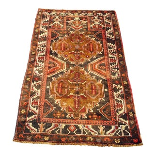 Persian Baluch Pictorial Rug For Sale