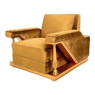 Pair of Octavio Vidales Armchairs for Muebles Jorhvy For Sale