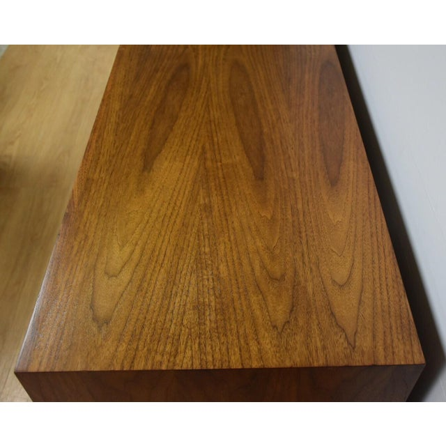 Mid-Century Rosewood and Walnut Credenza - Image 8 of 11