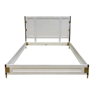 Carrier and Company Jacques King Bedframe For Sale