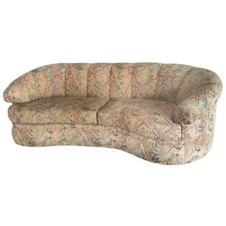 Thayer Coggin- Kidney Shape Sofa