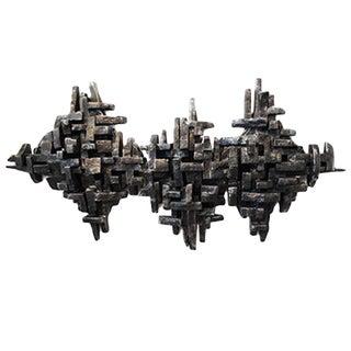 """Crustacea I I I"" Wall Sculpture by Dan Schneiger For Sale"
