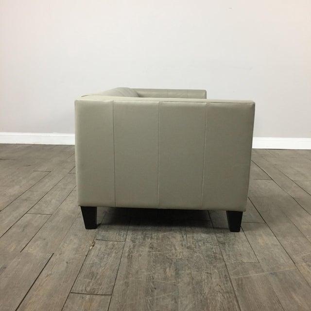 Z Gallerie Modern Tufted Sofa - Image 8 of 11
