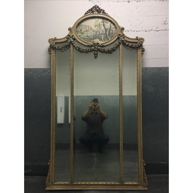 Vintage Classical Mirror - Image 2 of 11