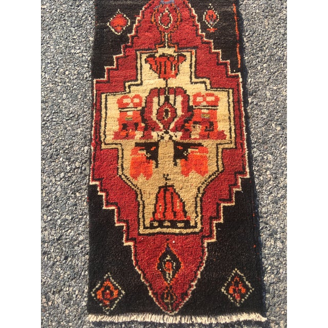 "Anatolian Turkish Rug - 1'6"" x 3'5"" - Image 3 of 9"