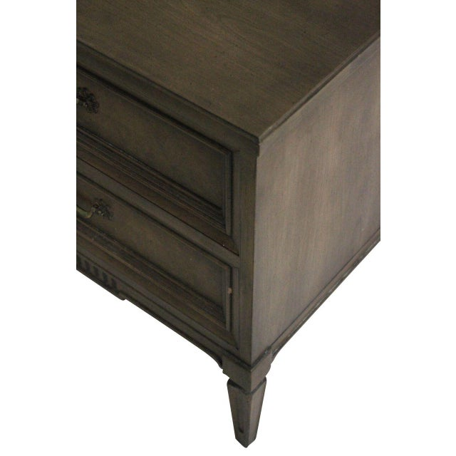 Italian Fruitwood Nightstands - A Pair - Image 2 of 2