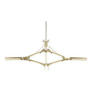 Pelle Pris Major Light Fixture For Sale