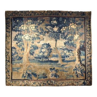 Circa 1760 Aubusson Tapestry For Sale