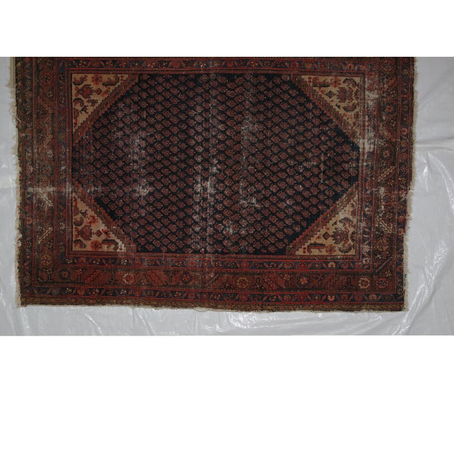 "Leon Banilivi Malayer Wool Rug - 6'4"" X 4'8"" - Image 3 of 7"
