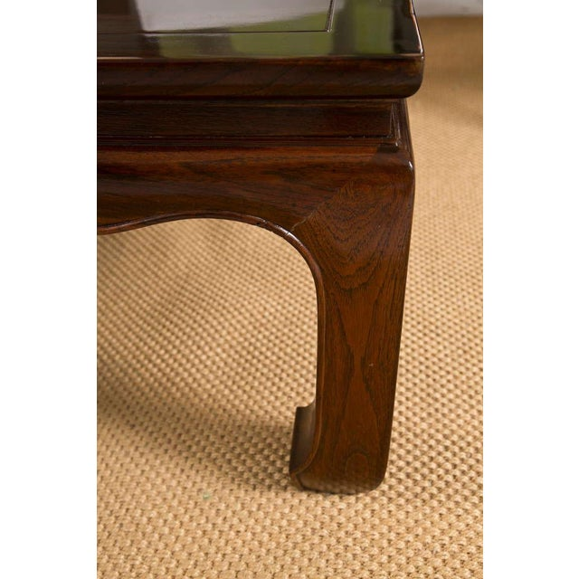 Mid-Century Coffee Table in the Style of Michael Taylor - Image 7 of 7