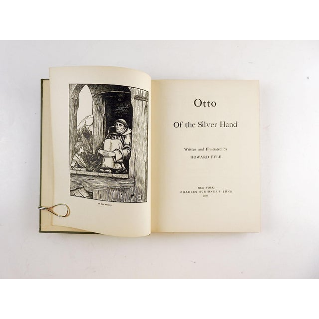Children's Otto of the Silver Hand For Sale - Image 3 of 9