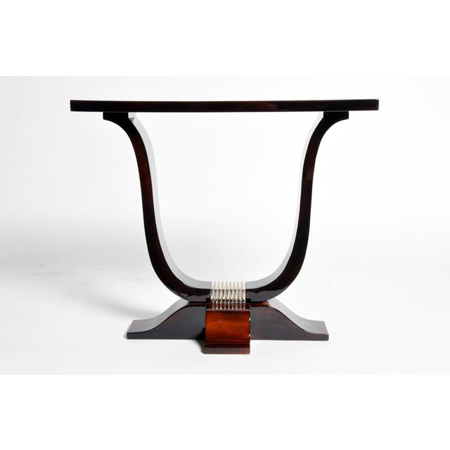 Hungarian Art Deco Style Table For Sale - Image 11 of 11