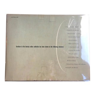 The Herman Miller Collection 1952 Catalog For Sale