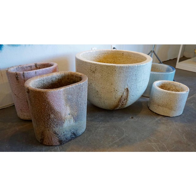 Ceramic Glass Blowers Crucible For Sale In Palm Springs - Image 6 of 10